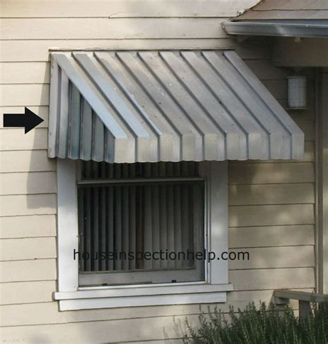 Metal Awnings For Windows by Aluminum Window Aluminum Window Awnings