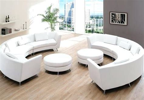 circular sofa event bars