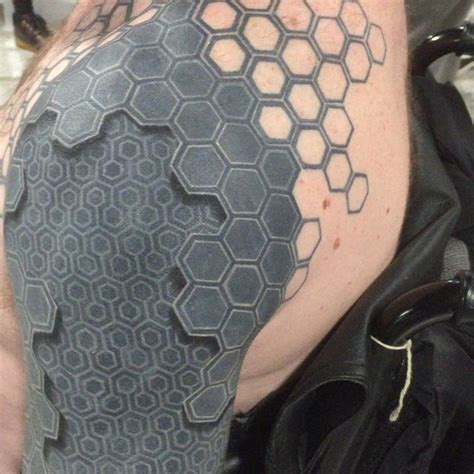 dabs tattoo instagram this 3d arm tattoo is melting my mind 171 twistedsifter