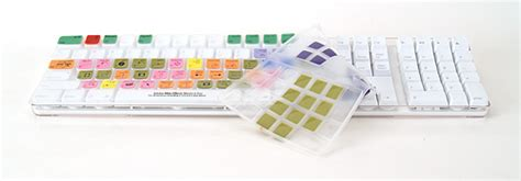 Zcover Typeon Keyboard Skins With Shortcut by Zzcover Typeon Zprint Progarm Keyboard Skin For Apple Keyboard