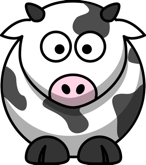 free animal clipart free cow clip