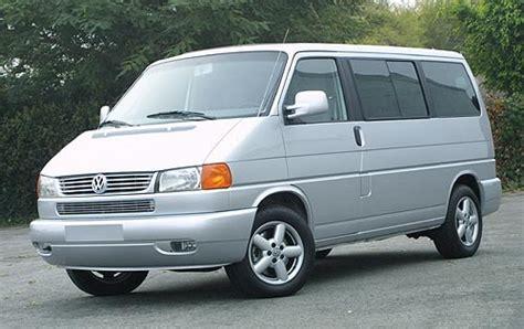 volkswagen eurovan  sale pricing features edmunds