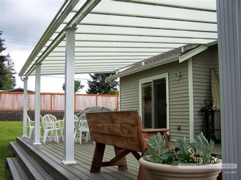 aluminum patio covers aluminum patio cover kits