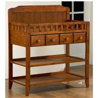 bassett baby changing table bassettbaby timber creek changing table heirloom oak