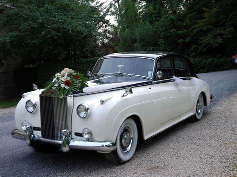 silver rolls location rolls royce silver cloud de 1960 pour mariage