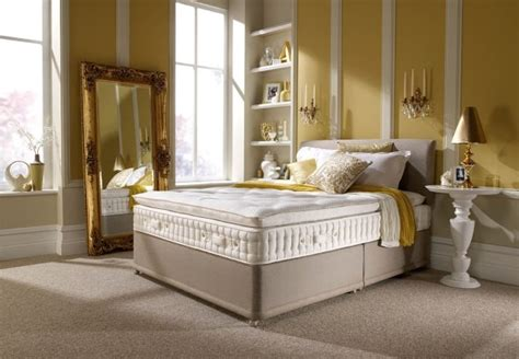 Shop Beds Paradise 5000 Sprung Divan Bed Keens Furniture
