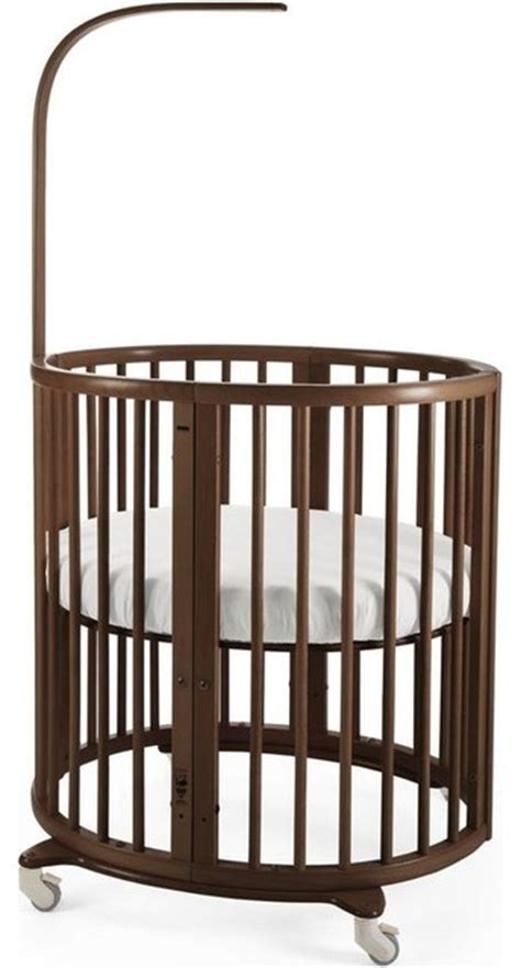 sleepi mini crib walnut cradles