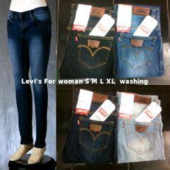 Celana Levis Kerut Bawah jual celana denim levis levi s cewe perempuan anza shop