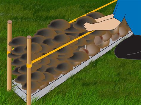 build a how to build a stone fence 8 steps with pictures wikihow