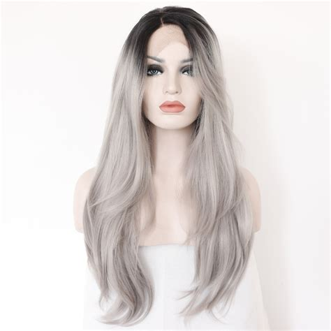 hair wigs gray hair wigs reviews online shopping gray hair wigs