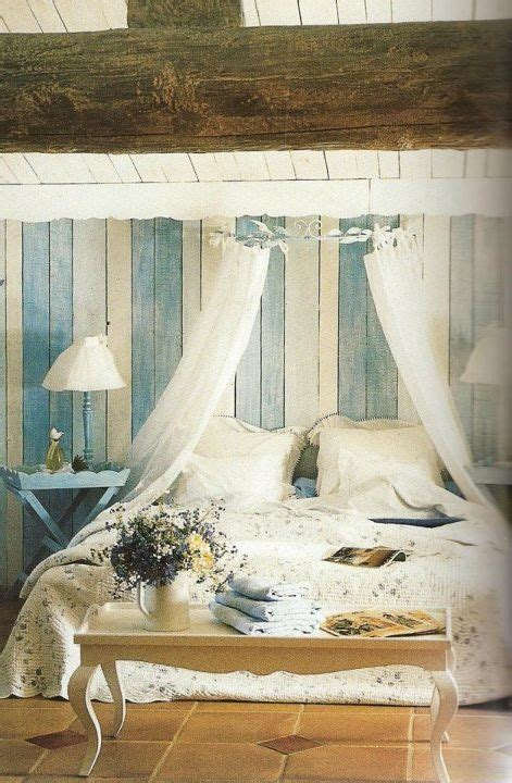 romantic  beautiful provence bedroom decor ideas