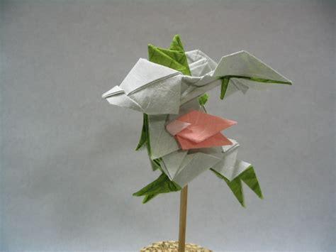 Origami Mewtwo - ポケモンの折り方 作り方 折り紙 折り紙 ポケモンの折り方 作り方 ピカチュウ キュレム ゼクロム
