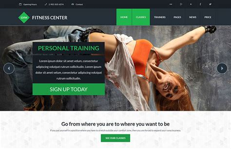 bootstrap templates for gym best bootstrap 3 website templates wakaboom