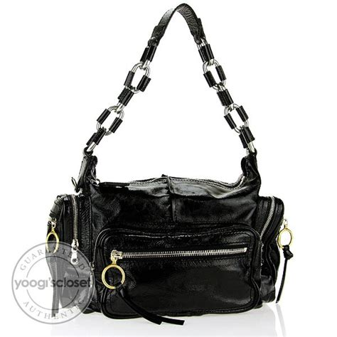 The Heloise Chloes Most Interesting Bags Since The Paddington by Patent Leather Betty Bag How To Spot A Bag