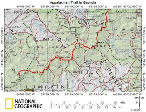 appalachian trail in appalachian trail