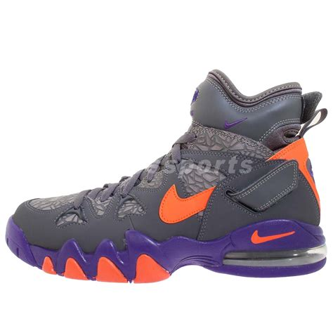 suns basketball shoes nike air max 2 strong suns barkley cb34 mens