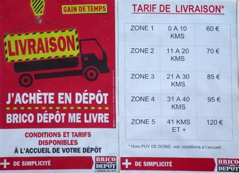 Tarif Location Camion Brico Depot 3817 by La Livraison Brico D 233 P 244 T C Est Bon Pour Votre Dos