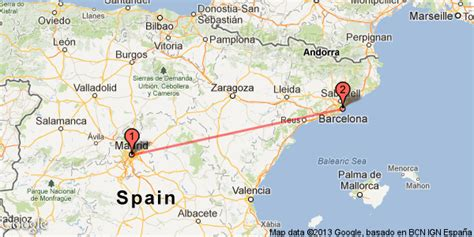 barcelona to madrid madrid and barcelona experience with ave high speed train