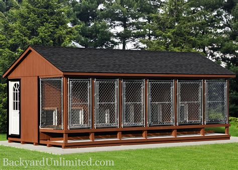 backyard unlimited backyard dog kennels outdoor goods