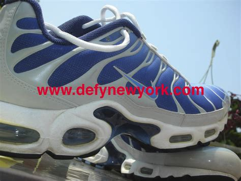 Nike Air Max Bubbleguard Ori nike air max plus original 2000 release blue grey white defy new york sneakers fashion