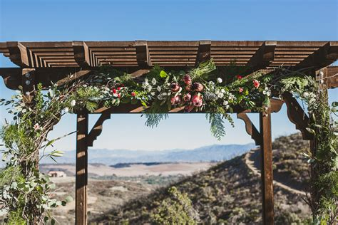 Wedding Venues Temecula by Temecula Wedding Venue Plateau Edge