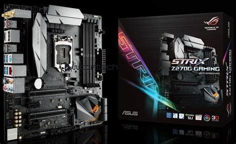 Mobo Intel Asus Motherboard Rog Maximus Ix Code asus kaby lake motherboards updated tech news and