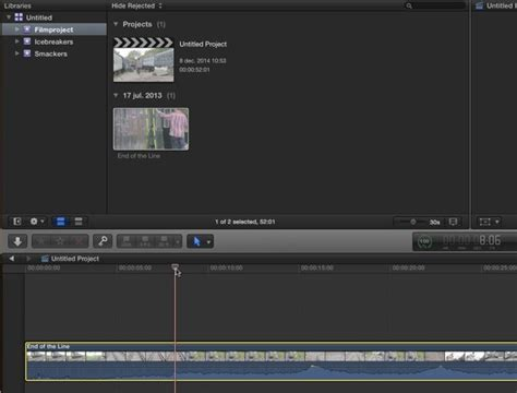 final cut pro workshop bewegende titels in final cut pro maken icreate magazine