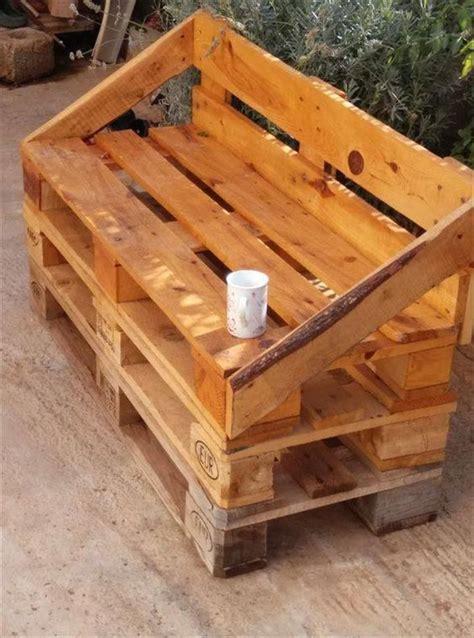 pallet bench pinterest best 25 pallet benches ideas on pinterest pallet bench