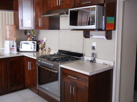 cocinas pequenas cocinas integrales peque 241 as para casa de infonavit