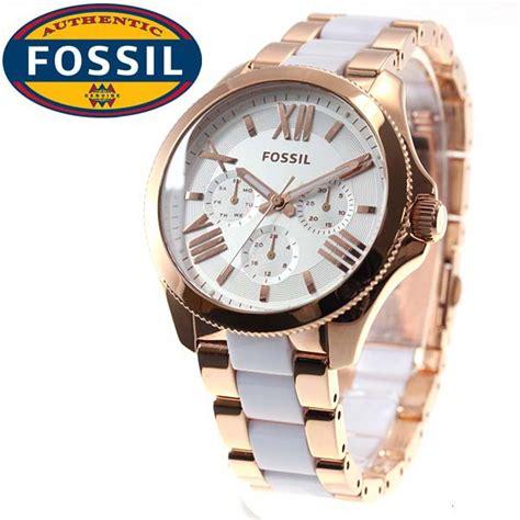 Jam Tangan Wanita Mewah Fossil promo jam tangan wanita fossil am4546 original