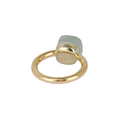 anelli pomellato nudo anello pomellato nudo dorato oro giallo ref a97009