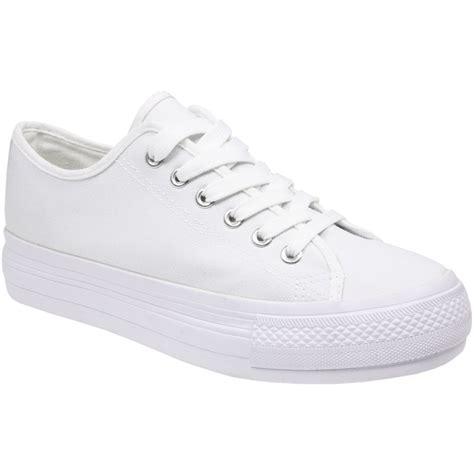 Flat Shoes Kanvas Ppyong Black And White womens wedge platform flat pumps black canvas black