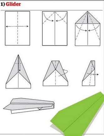 Paper Aeroplane Folding - 301 moved permanently