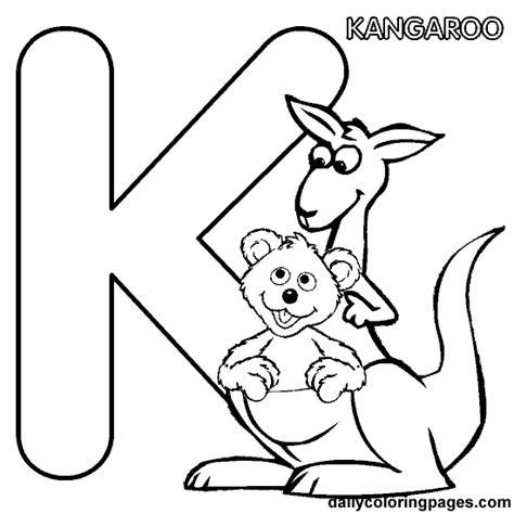 printable alphabet letters sesame street alpha letter k to colour safe link to site concerned