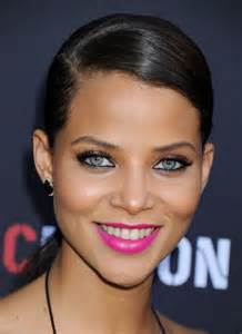 denise vasi 2014 roc nation pre grammy brunch beverly hills hawtcelebs hawtcelebs