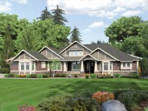 New One Story House Plans Craftsman Style Ranch Home Plans Quotes