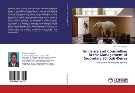 counselling in secondary schools guidance and counselling in the management of secondary