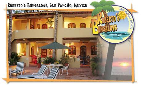 bungalows vallarta roberto s bungalows near puerta vallarta in san pancho
