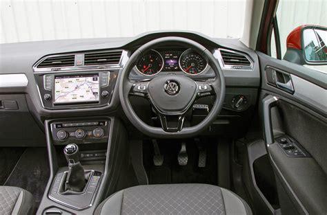 volkswagen tiguan interior volkswagen tiguan performance autocar