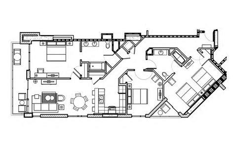 carolina club floor plan elara 2 bedroom suite the two bedroom suite 2 at