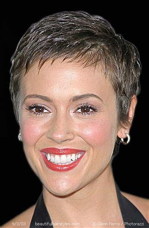 easy to keep feminine haircuts for women over 50 best 25 super short pixie ideas on pinterest short