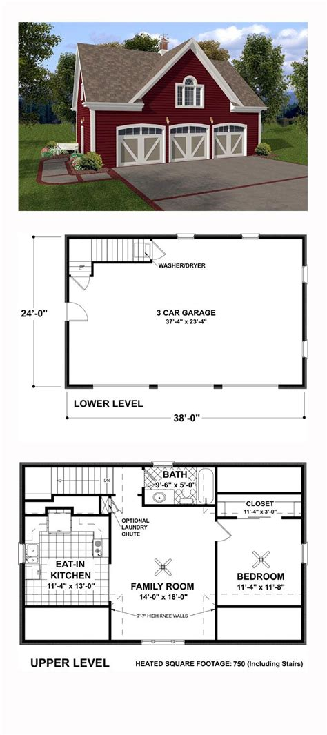 25 best ideas about carriage house plans on pinterest house plans with 3 car garage apartment