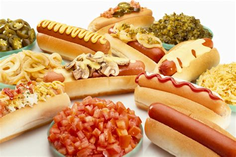 hot dog bar topping ideas hot dog bar for easy summer parties
