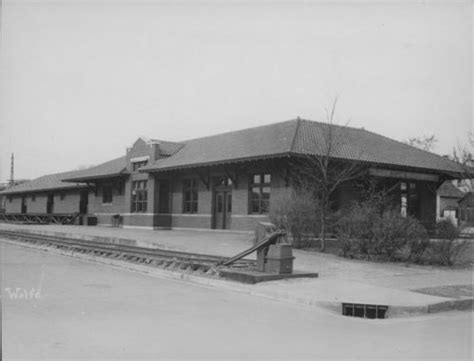 missouri pacific railroad depot topeka kansas kansas