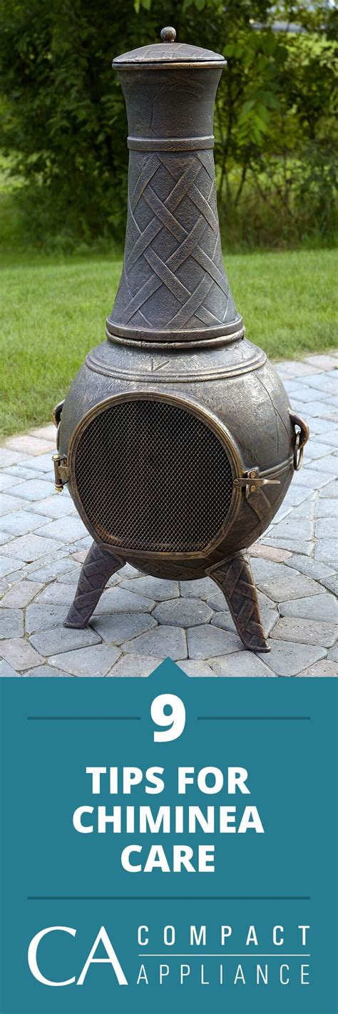 brick chiminea 25 great ideas about chiminea pit on