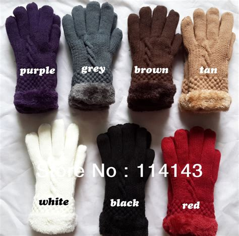 10 Warm Winter Accessories by 10pairs Lot Warm Thick Soft Cotton Winter