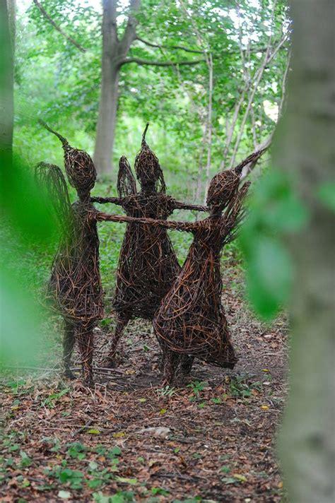 25 best ideas about garden sculptures on