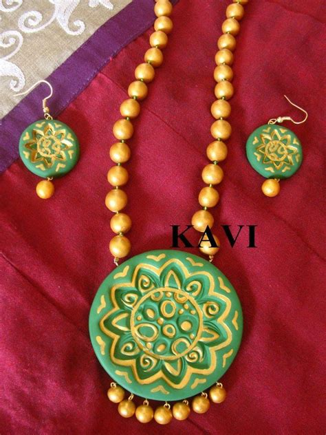 Handmade Terracotta Jewellery - 1000 images about simple terracotta jewelry on