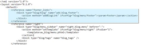 magento layout remove header magento how to remove blog from footer links template