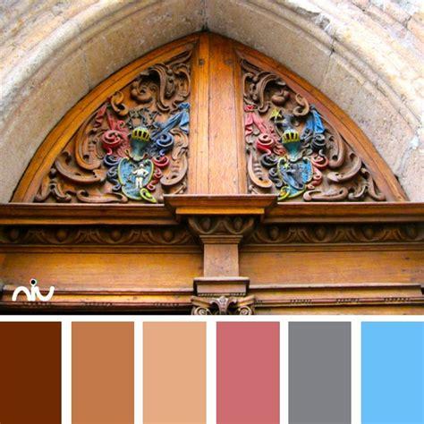 Green Bedroom Colour Schemes - ornamental door architecture color palettes niu pinterest doors and color inspiration